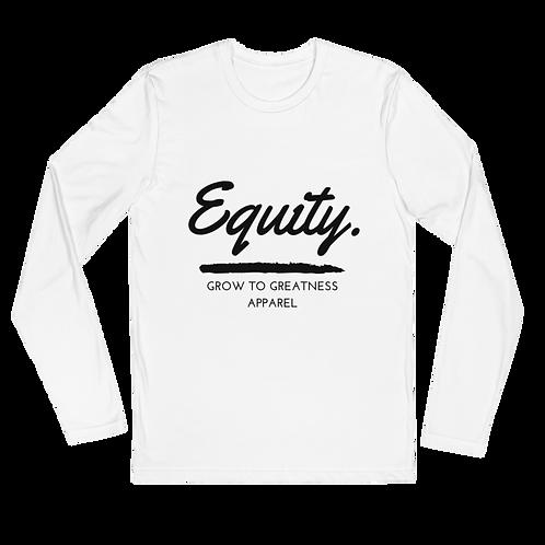 Equity. Black & White