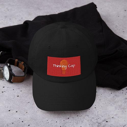 Thinking Cap. Dad hat