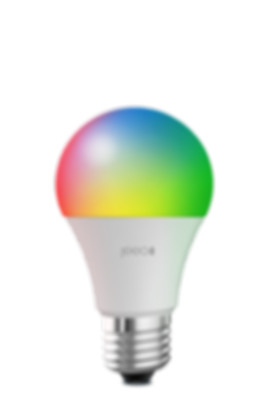 Jeeo Smart WiFi LED Bulb Color.png