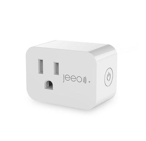 Jeeo Smart Wi-Fi Plug+