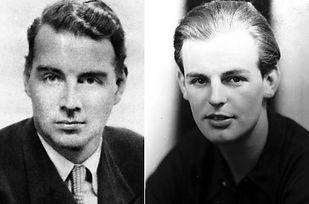 Guy Burgess and Donald Maclean