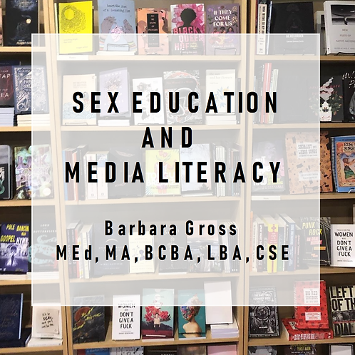 Sex Education and Media Literacy