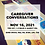 Thumbnail: Caregiver Conversations - Live!