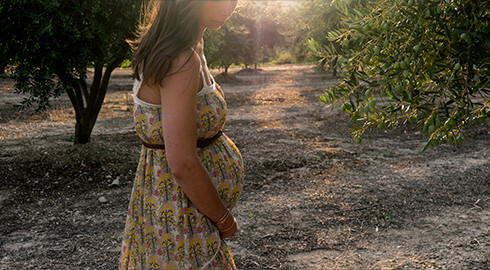 Les femmes enceintes
