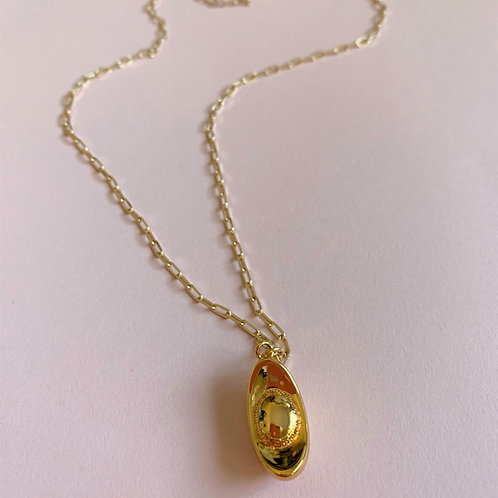Links to the Treasure Gold Necklace