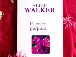 Alice Walker | El color púrpura