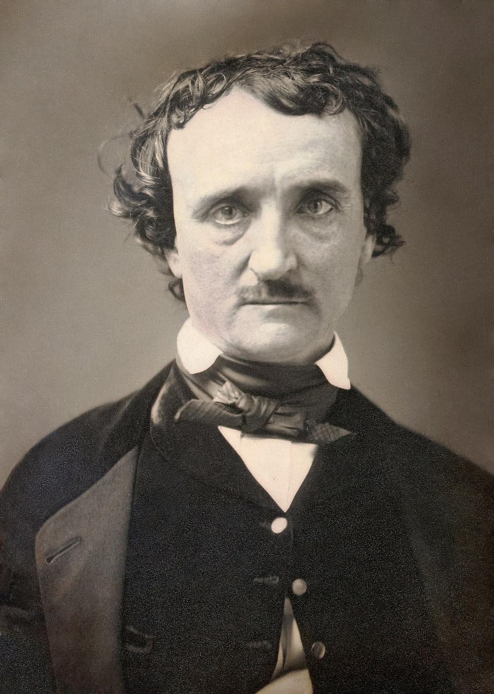 Edgar Allan Poe | Foto de Wikipedia
