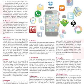 Top 10 de las aplicaciones indispensables para un universitario