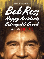 Bob Ross Happy Accidents Betrayal & Greed Remote Recording