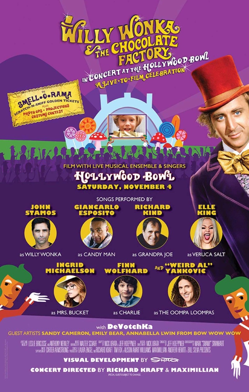 Willy Wonka Live