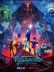 Troll Hunters Rise of the Titans Remote Recording