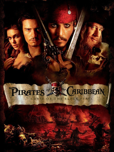 Pirate's of the Caribbean Main Theme