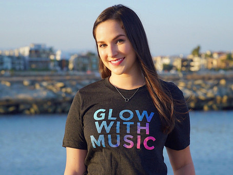 Introducing: Glow With Music!