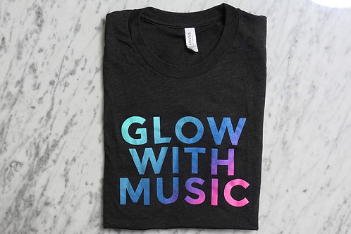 Glow With Music T-Shirt
