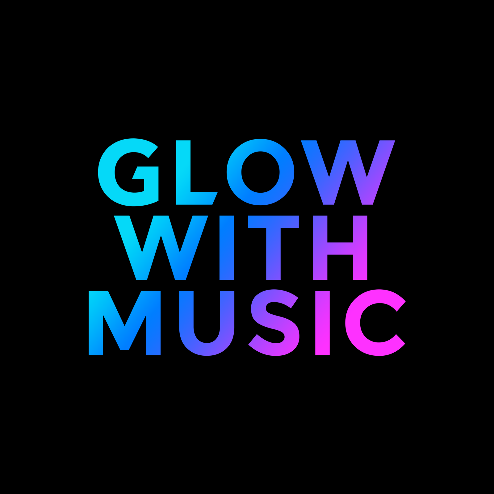 Glow With Music