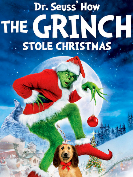 The Grinch: You're A Mean One Mr. Grinch