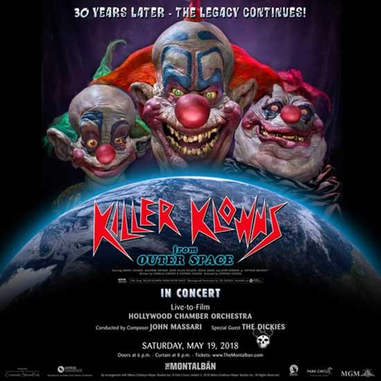 Killer Klowns Live