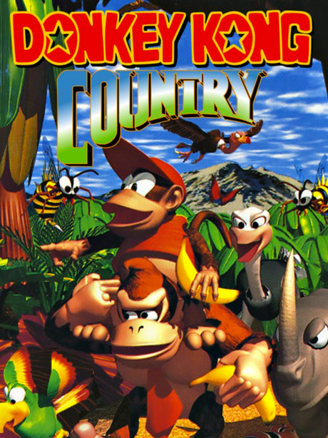 Donkey Kong Country: Aquatic Ambience