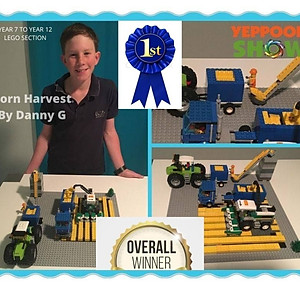 VIRTUAL YEPPOON SHOW WINNERS: ALL SECTIONS