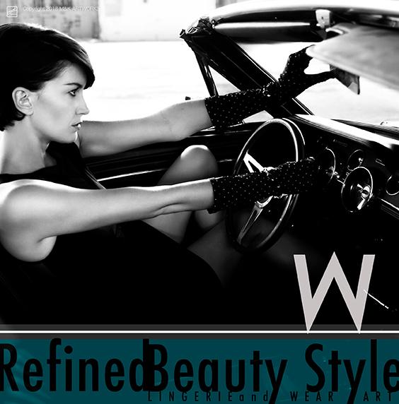 - W - Refined Beauty Style