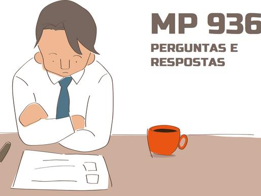 MP 936 - Programa Emergencial de Manutenção do Emprego e da Renda- eSCLARECIMENTOS