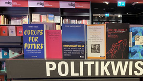 NEUES BUCH: Europe For Future