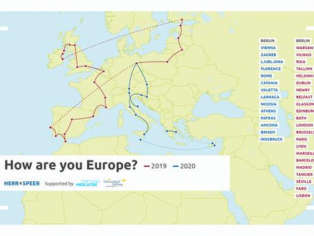 #HowAreYouEurope, Part II