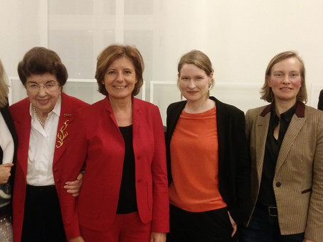 Gender Equality Panel in Mainz