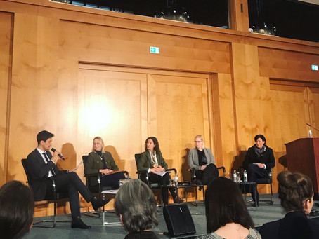 Women's Day at Germany's Foreign Ministry