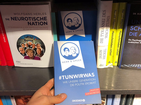 #TunWirWas book launched