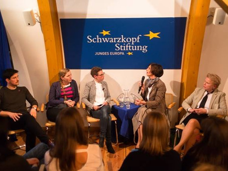 Panel Discussion on Women in the Workplace