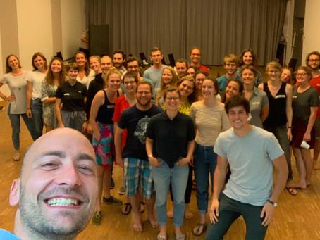 Activism Lecture in Würzburg