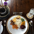 Sri Lankan Rice and Curry