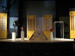 Aida Set Design by: Emily Perry