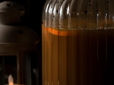 Spiced Warm Apple Cider