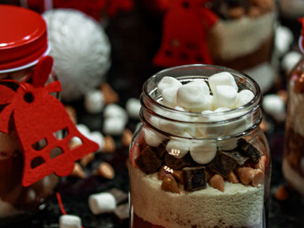 Butterscotch Hot Chocolate Mix