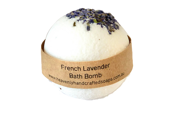 French Lavender Bathbomb