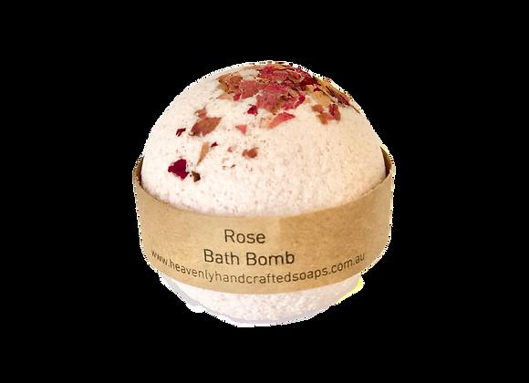 Rose Bathbomb