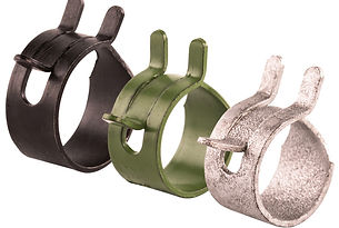 Rotor Constant Tension Spring Band Light Hose Clamps