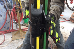 Smart Tie & SP-300 used Downhole