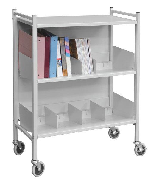Versa Open Style Chart Racks (Moveable Shelf Dividers)