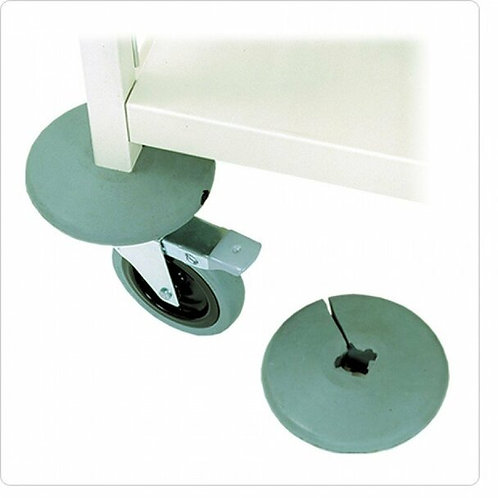 Rubber Bumpers for Chart Racks (4 Pack)
