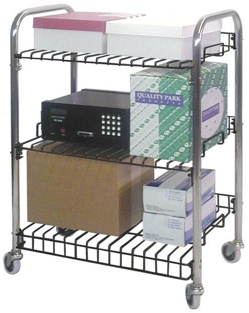 Wire Shelf Utility Cart (264650)