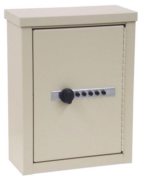 Mini Wall Storage Cabinet W Combo Lock (291609)