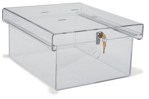 X-Large Clear Acrylic Refrigerator Lock Box
