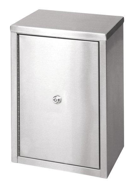 """Double Door Narcotic Cabinet (15""""�H X 11""""�W X 8""""�D)"""