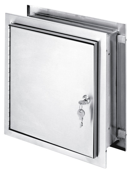"""Pass-Thru Narcotic Cabinet (3.50""""- 5"""") Wall Thickness"""