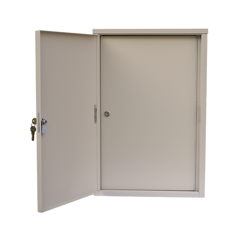 "Economy Double Door Narcotic Cabinet (24""�H x 16""�W x 8""�D)"