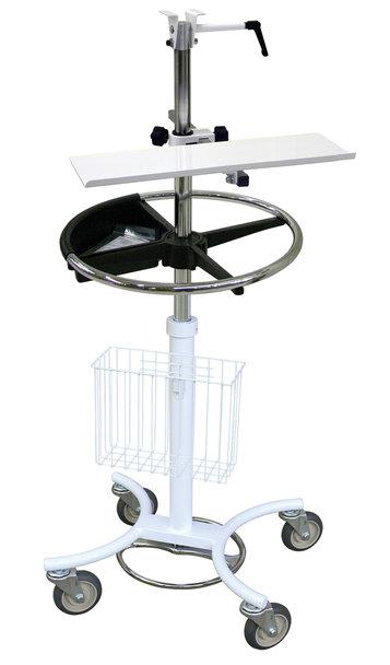Custom Built-To-Order EMS Laptop Transport Cart