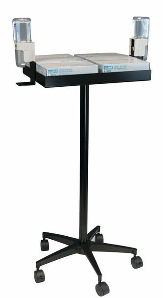 Mobile Infection Control Stand (350350)